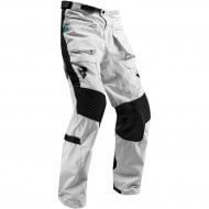 THOR TERRAIN OFFROAD OVER THE BOOT PANTS 2020 LIGHT GRAY/BLACK COLOUR