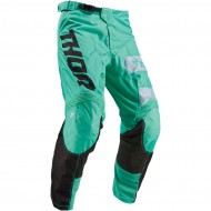 OFFER THOR YOUTH PULSE SAVAGE JAWS S9Y OFFROAD PANT 2019 MINT/BLACK