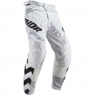 OFFER THOR YOUTH PULSE STUNNER S9Y OFFROAD PANT 2019 BLACK/WHITE