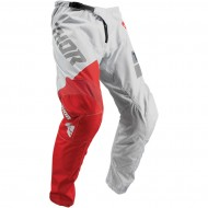 OFFER THOR YOUTH SECTOR SHEAR S9Y OFFROAD PANT 2019 LIGHT GRAY/RED