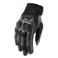 THOR TERRAIN OFFROAD GLOVES CHARCOAL COLOUR