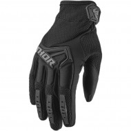 THOR YOUTH SPECTRUM OFFROAD GLOVES 2021 BLACK
