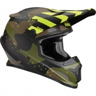 CASCO THOR SECTOR MOSSER OFFROAD 2020 CAMUFLAJE VERDE