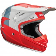 OUTLET CASCO THOR INFANTIL SECTOR SHEAR S9Y OFFROAD 2019 ROJO /