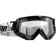 OUTLET GAFAS THOR CONQUER OFFROAD 2019 NEGRO / BLANCO