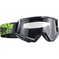 THOR CONQUER OFFROAD GOGGLES 2019 GUNMETAL/GREEN