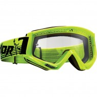 OUTLET GAFAS THOR CONQUER OFFROAD 2019 VERDE FLUOR / NEGRO
