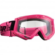 OUTLET GAFAS THOR CONQUER OFFROAD 2019 ROSA FLUOR / NEGRO