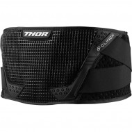 THOR YOUTH CLINCH SUPPORT BELT 2020 BLACK/WHITE