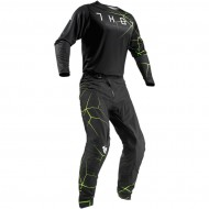 OUTLET COMBO THOR PRIME PRO INFECTION S9 OFFROAD 2019 NEGRO / ÁCIDO