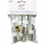 FOX VUE ROLL OFF FILM 6 PACK