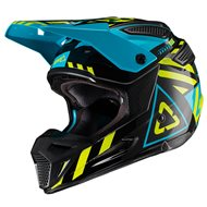 CASCO LEATT GPX 5.5 V19.1 2019 COLOR NEGRO / LIMA