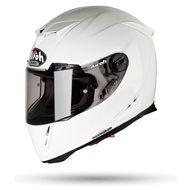 FULL FACE HELMET AIROH GP500 2019 WHITE GLOSS
