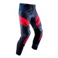 OFFER LEATT GPX 4.5 PANTS 2019 COLOR INK / RED