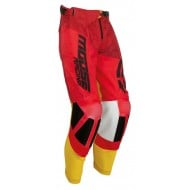 OFFER MOOSE M1 PANTS 2019 COLOR RED / YELLOW