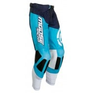 PANTALON MOOSE M1 2019 COLOR AZUL / BLANCO