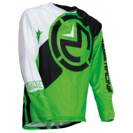 MOOSE QUALIFIER JERSEY 2019 COLOR GREEN / WHITE