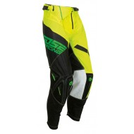 OFFER MOOSE SAHARA PANTS 2019 COLOR HI VIZ YELLOW / BLACK