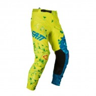 OUTLET YOUTH GPX 2.5 PANTS LIMA/TEAL