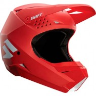 SHIFT YOUTH HELMET WITH3 LABEL 2020 COLOR RED