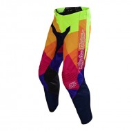 TROUSER RED/YELLOW YOUTH GP JET TROY LEE