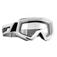 THOR YOUTH COMBAT GOGGLES 2020 WHITE / BLACK COLOUR