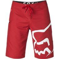 FOX STOCK BOARDSHORT CARDINAL RED COLOUR