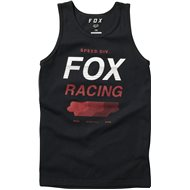 FOX YOUTH UNLIMITED TANK BLACK COLOUR