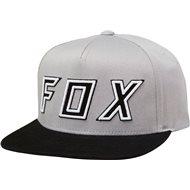 FOX HONDA SNAPBACK HAT GREY/BLACK COLOUR