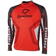 JERSEY TRIAL HEBO RACE PRO III RED COLOUR