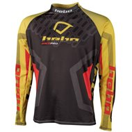 JERSEY TRIAL HEBO RACE PRO III YELLOW COLOUR