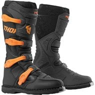 BOTAS THOR RADIAL MX 2019 COLOR BLANCO