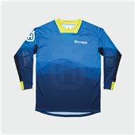 CAMISETA HUSQVARNA RAILED 2020 AZUL