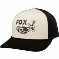 OFFER WOMEN FOX LIVE FAST HAT BONE COLOUR