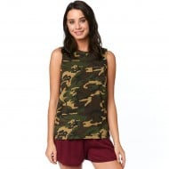OUTLET CAMISETA TIRANTES MUJER FOX FALCON COLOR CAMUFLAJE