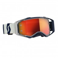 GAFAS SCOTT PROSPECT 2020 COLOR GRIS / AZUL OSCURO - LENTE NARANJA CHROME WORKS