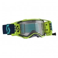 SCOTT PROSPECT WFS GOGGLE 2020 COLOR BLUE / YELLOW - CLEAR WORKS LENS