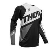 THOR SECTOR BLADE JERSEY 2020 NAVY / ACID COLOUR