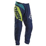 THOR PULSE PINNER PANT 2020 CHARCOAL / RED COLOUR
