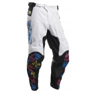 PANTALÓN THOR PULSE FAST BOYZ 2020 COLOR BLANCO