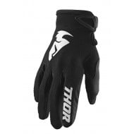 GUANTES THOR SECTOR 2020 COLOR NEGRO