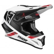 CASCO THOR SECTOR SPLIT 2020 COLOR BLANCO / NEGRO