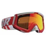 THOR SNIPER GOGGLES 2021 RED / GREY COLOUR - IRIDIUM LENS
