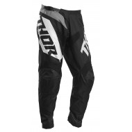 THOR YOUTH SECTOR BLADE PANT 2020 BLACK / WHITE COLOUR