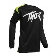 THOR YOUTH SECTOR LINK JERSEY 2021 ACID COLOUR