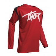 THOR YOUTH SECTOR LINK JERSEY 2020 RED COLOUR