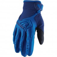 THOR YOUTH SPECTRUM GLOVES 2020 BLUE COLOUR