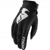 GUANTES INFANTILES THOR SECTOR 2020 COLOR NEGRO
