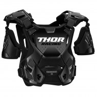 THOR YOUTH GUARDIAN CHEST PROTECTOR 2020 BLACK COLOUR