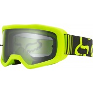 OFFER FOX MAIN II RACE GOGGLE 2020 FLUO YELLOW COLOUR